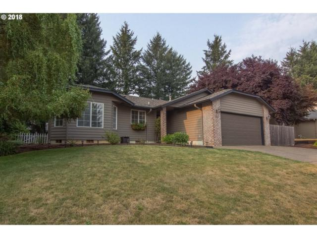 813 SW 9TH St, Sublimity, OR 97385 (MLS #18185784) :: Premiere Property Group LLC