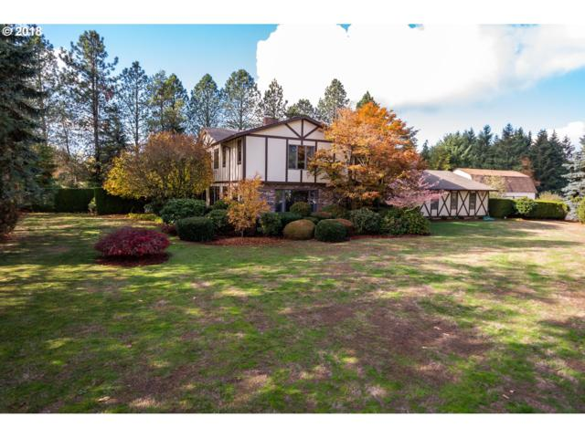 13195 SE Hoffmeister Ct, Damascus, OR 97089 (MLS #18185810) :: Cano Real Estate