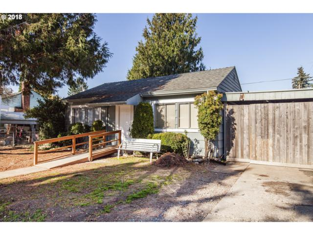 8437 NE Wygant St, Portland, OR 97220 (MLS #18186761) :: The Sadle Home Selling Team