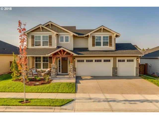5010 NW 137TH Way, Vancouver, WA 98685 (MLS #18187171) :: Next Home Realty Connection