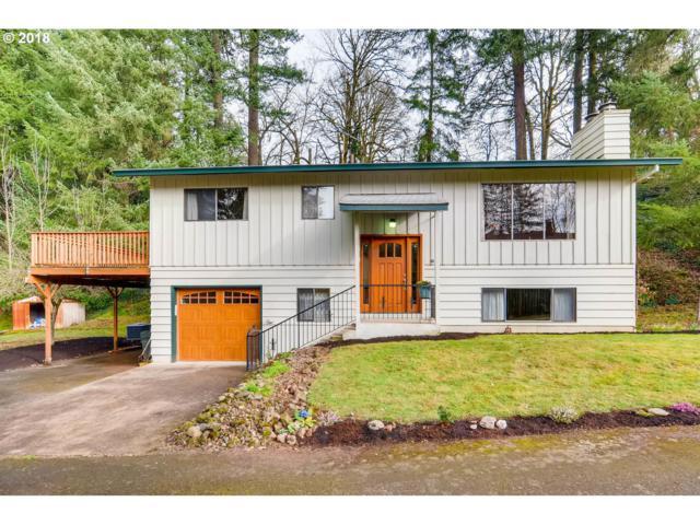 14010 SE Douglas Fir Ct, Milwaukie, OR 97267 (MLS #18187597) :: McKillion Real Estate Group