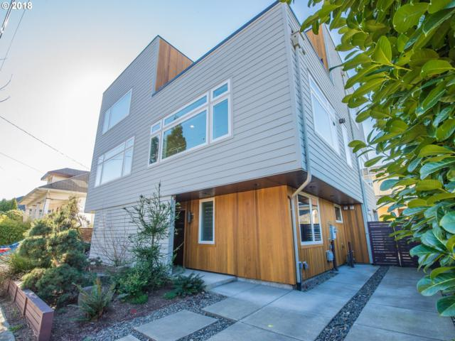 2711 SE 19TH Ave, Portland, OR 97202 (MLS #18188086) :: Hatch Homes Group