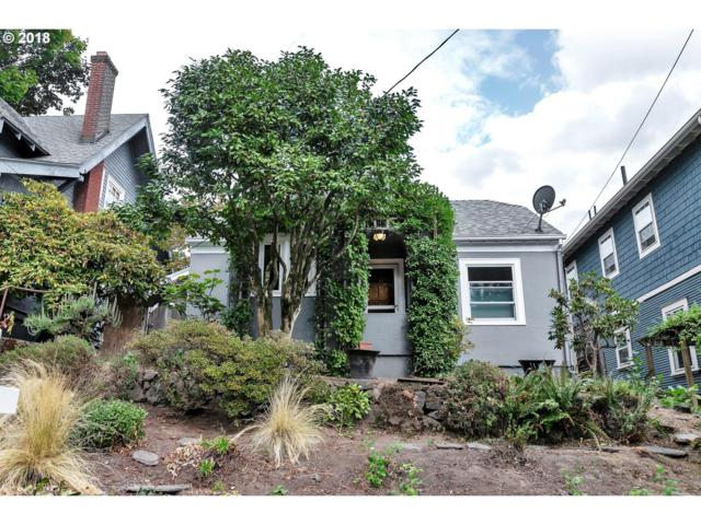 150 SE 32ND Ave, Portland, OR 97214 (MLS #18189312) :: Next Home Realty Connection