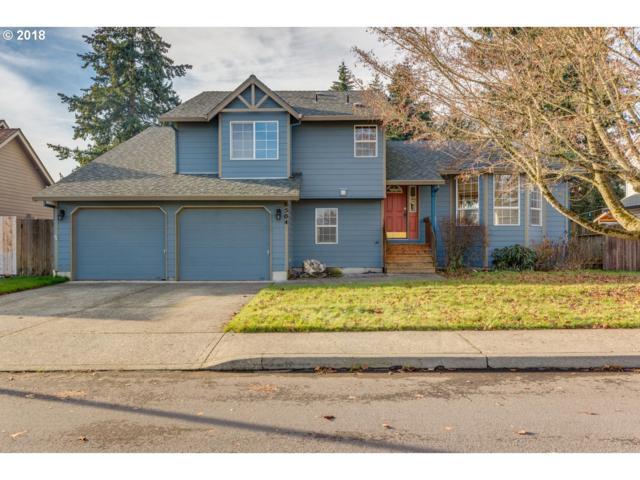 8504 NE 96TH Ave, Vancouver, WA 98660 (MLS #18190173) :: Gustavo Group