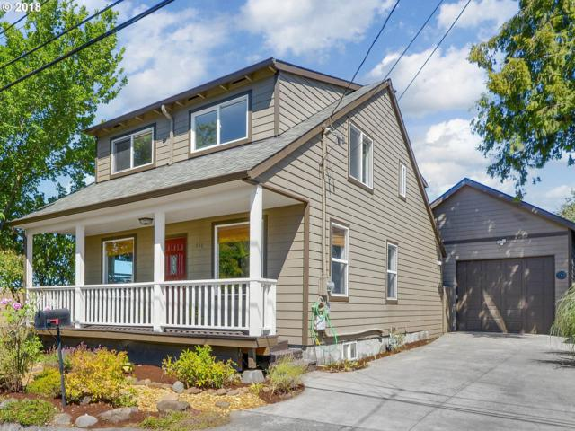 936 NE 94TH Ave, Portland, OR 97220 (MLS #18190280) :: Team Zebrowski
