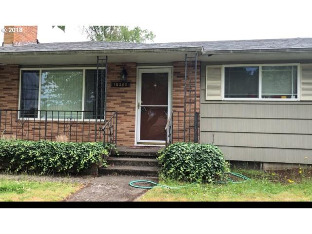 10322 SE Market St, Portland, OR 97216 (MLS #18191338) :: Premiere Property Group LLC