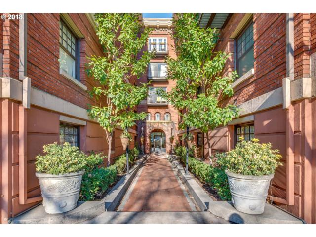 1829 NW Lovejoy St #504, Portland, OR 97209 (MLS #18191388) :: Hatch Homes Group