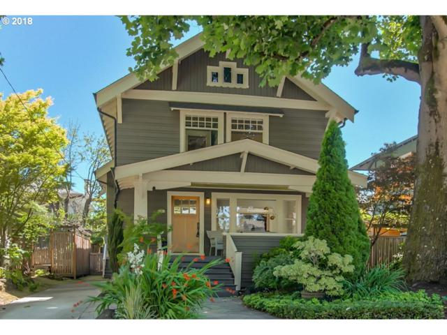 3026 NE 20TH Ave, Portland, OR 97212 (MLS #18191603) :: Hatch Homes Group