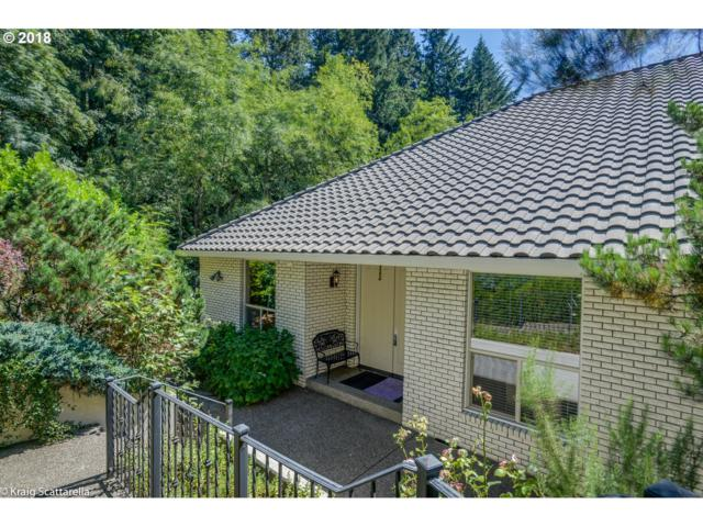 7636 NW Blue Pointe Ln, Portland, OR 97229 (MLS #18191895) :: Next Home Realty Connection