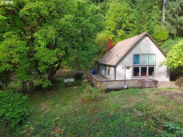445 N New Bridge Rd, Otis, OR 97368 (MLS #18191914) :: The Sadle Home Selling Team