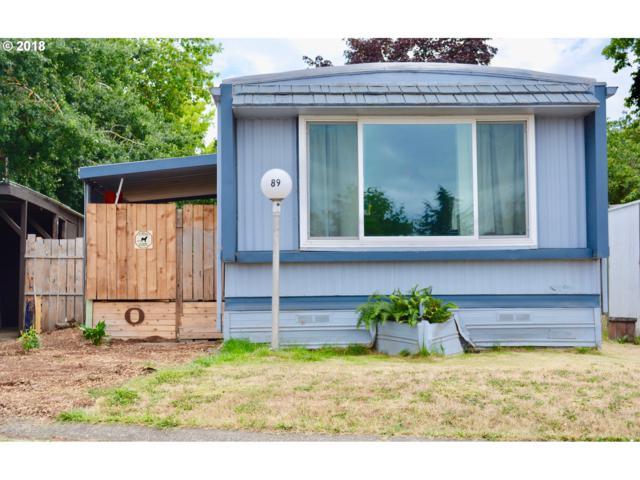 555 N Danebo Ave Space 89, Eugene, OR 97402 (MLS #18192259) :: Song Real Estate
