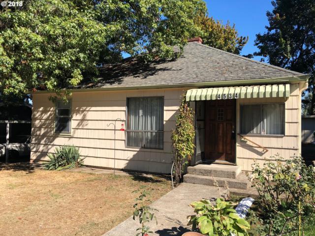 4534 NE 96TH Ave, Portland, OR 97220 (MLS #18192765) :: Fox Real Estate Group