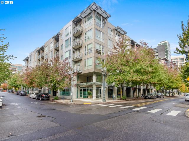 1125 NW 9TH Ave #220, Portland, OR 97209 (MLS #18193250) :: Portland Lifestyle Team