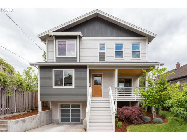 648 SE 46TH Ave, Portland, OR 97215 (MLS #18193983) :: Next Home Realty Connection