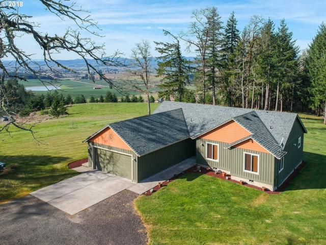 8775 NE Sunset Knoll Rd, Yamhill, OR 97148 (MLS #18194397) :: Premiere Property Group LLC