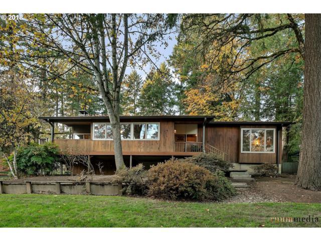 1981 Mapleleaf Rd, Lake Oswego, OR 97034 (MLS #18194895) :: The Sadle Home Selling Team
