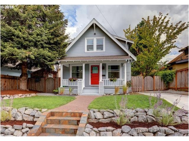 6344 NE Grand Ave, Portland, OR 97211 (MLS #18195325) :: The Sadle Home Selling Team