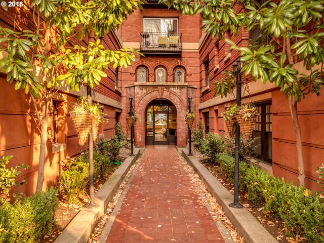1829 NW Lovejoy St #314, Portland, OR 97209 (MLS #18195338) :: McKillion Real Estate Group