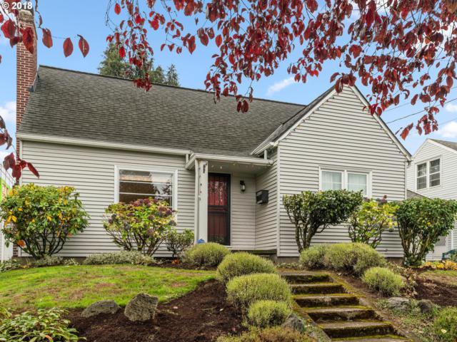 1528 N Willamette Blvd, Portland, OR 97217 (MLS #18195439) :: The Sadle Home Selling Team