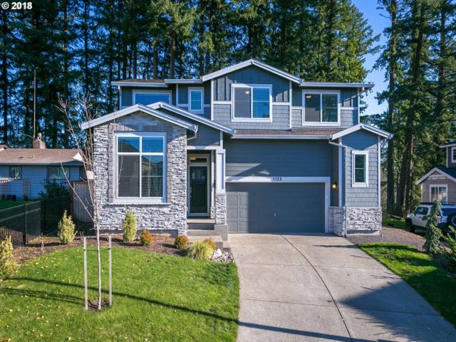 1122 SE 47TH Ct, Hillsboro, OR 97123 (MLS #18195586) :: Portland Lifestyle Team