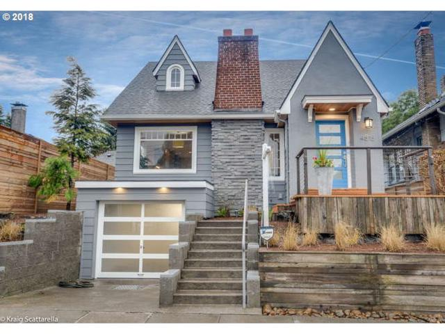 4515 NE 23RD Ave NE, Portland, OR 97211 (MLS #18195604) :: The Sadle Home Selling Team