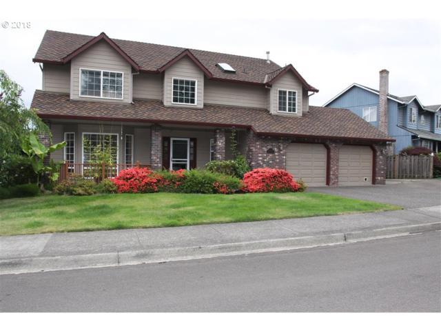 14724 SE 130TH Dr, Clackamas, OR 97015 (MLS #18195926) :: Matin Real Estate
