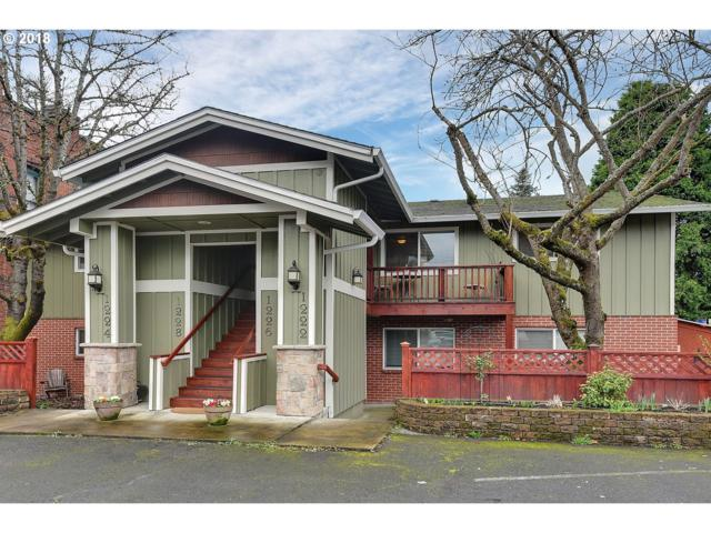 1226 SE Umatilla St, Portland, OR 97202 (MLS #18195962) :: Hatch Homes Group
