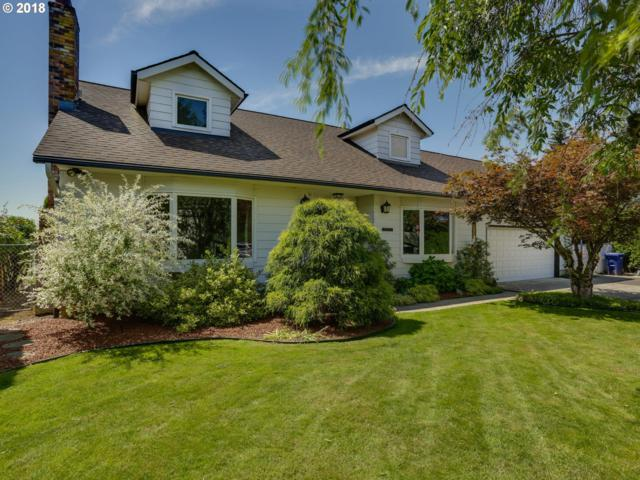 7250 SE Michael Dr, Milwaukie, OR 97222 (MLS #18196936) :: Fox Real Estate Group