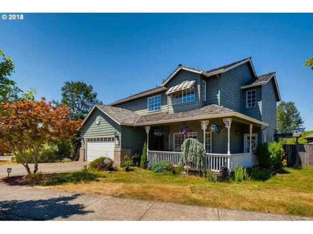 10675 SE Happy Valley Dr, Happy Valley, OR 97086 (MLS #18197031) :: Matin Real Estate