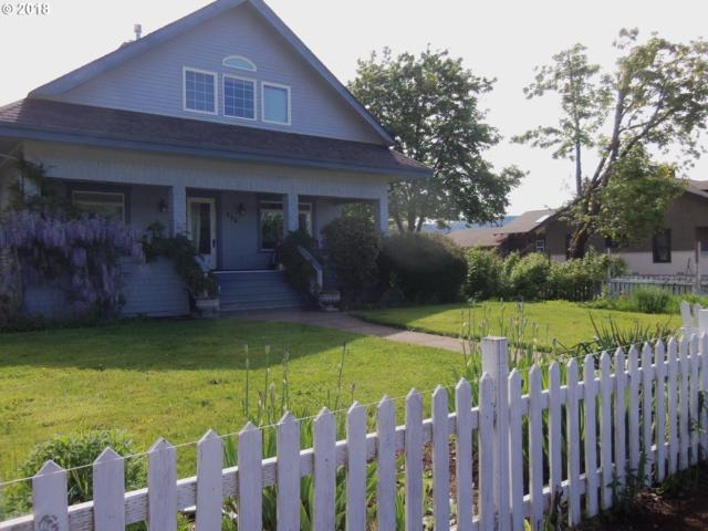 486 N 5TH St, Creswell, OR 97426 (MLS #18197170) :: R&R Properties of Eugene LLC