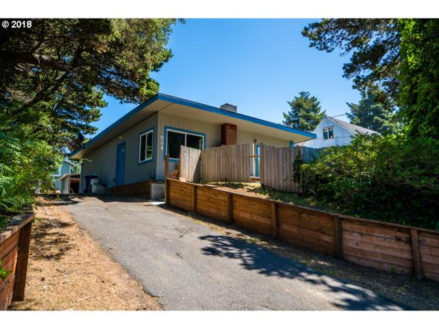 534 SE Inlet Ave, Lincoln City, OR 97367 (MLS #18197287) :: Harpole Homes Oregon