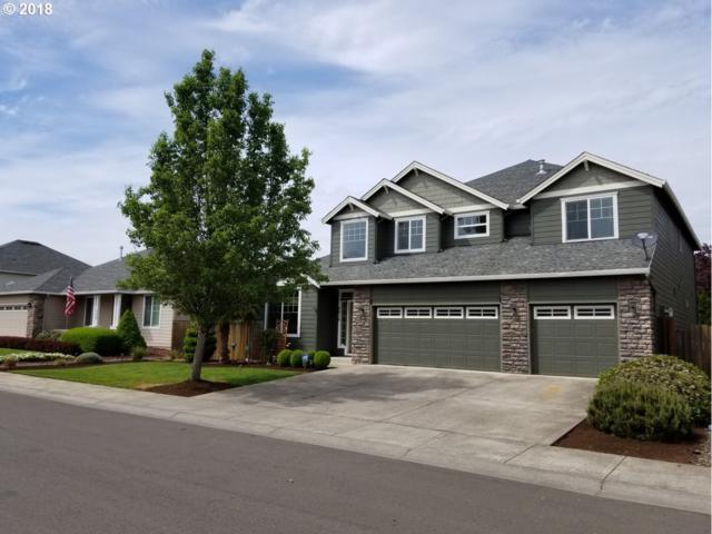 9914 NE 102ND St, Vancouver, WA 98662 (MLS #18197486) :: McKillion Real Estate Group