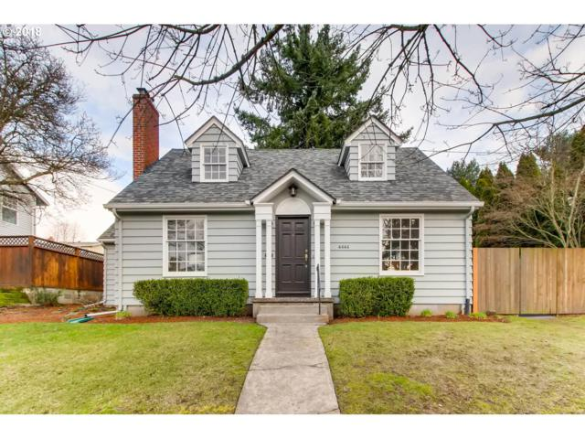 4444 SE 30TH Ave, Portland, OR 97202 (MLS #18198257) :: Next Home Realty Connection