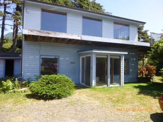 80405 Carnahan Rd, Arch Cape, OR 97102 (MLS #18199298) :: Portland Lifestyle Team