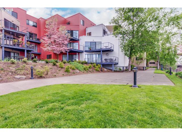 910 NW Naito Pkwy I6, Portland, OR 97209 (MLS #18199340) :: Team Zebrowski