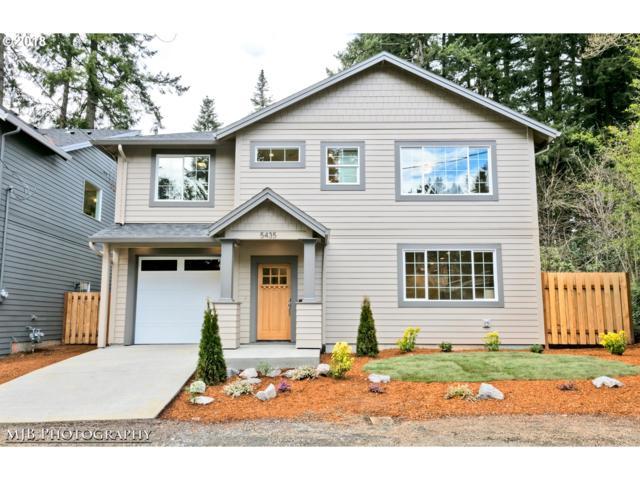5435 SW Coronado St, Portland, OR 97219 (MLS #18199346) :: Next Home Realty Connection