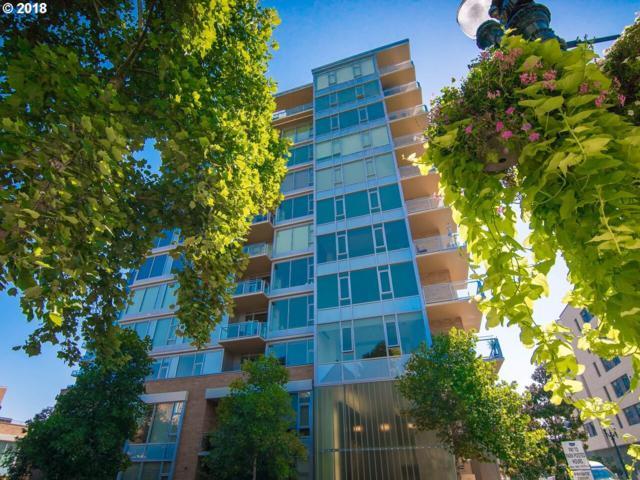 1930 SW River Dr W307, Portland, OR 97201 (MLS #18199408) :: R&R Properties of Eugene LLC