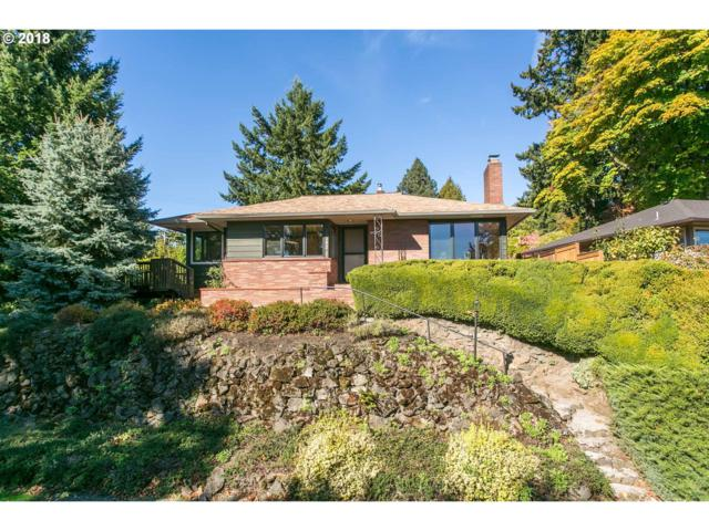 7245 SW Burlingame Ave, Portland, OR 97219 (MLS #18200394) :: Portland Lifestyle Team