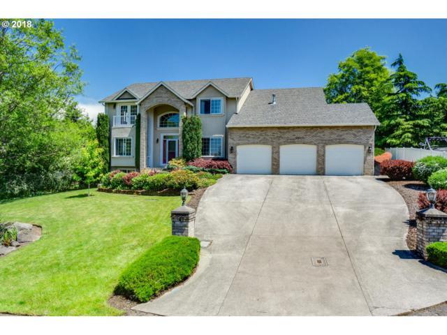 650 NW Jericho Ln, Camas, WA 98607 (MLS #18200653) :: Matin Real Estate
