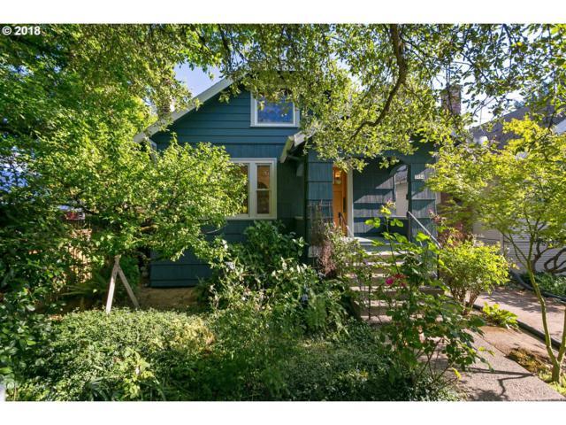 3754 SE Sherman St, Portland, OR 97214 (MLS #18200660) :: Hatch Homes Group