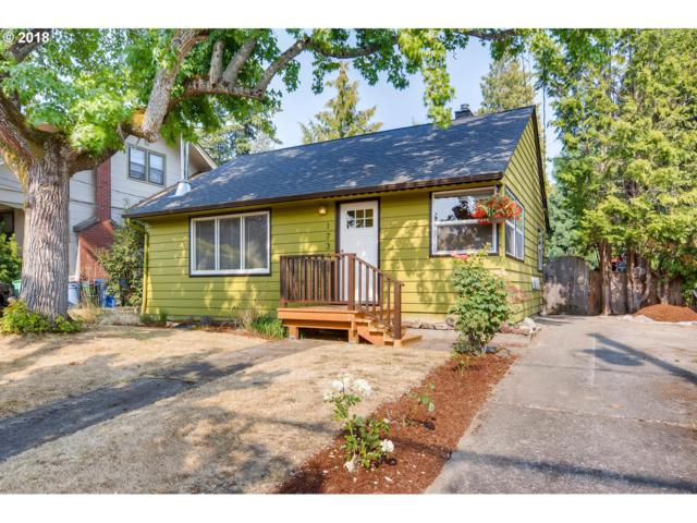 1734 SE 54TH Ave, Portland, OR 97215 (MLS #18200682) :: McKillion Real Estate Group