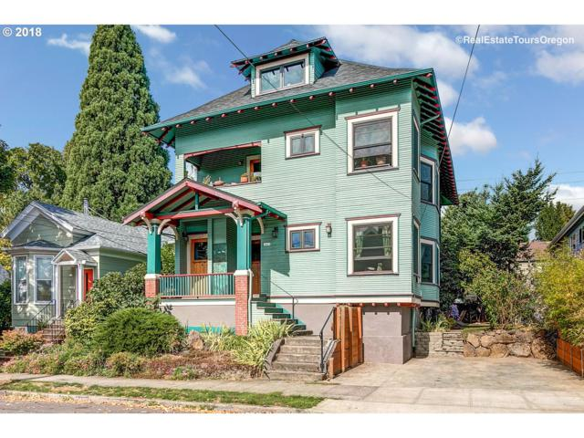 1621 SE Salmon St, Portland, OR 97214 (MLS #18201111) :: Townsend Jarvis Group Real Estate