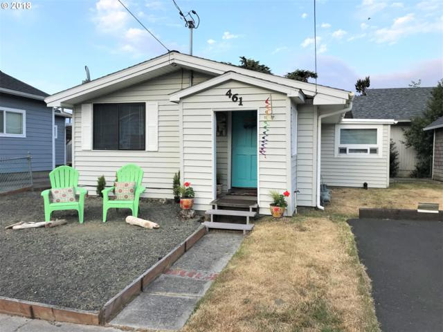 461 S Columbia St, Seaside, OR 97138 (MLS #18201192) :: Cano Real Estate