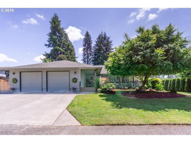 3815 NE 89TH Way, Vancouver, WA 98665 (MLS #18201682) :: Keller Williams Realty Umpqua Valley