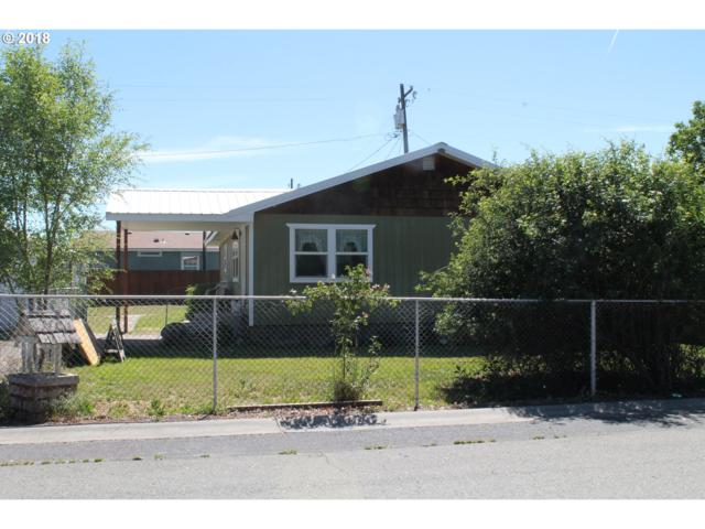 340 Cottonwood St, Mount Vernon, OR 97865 (MLS #18201964) :: Song Real Estate