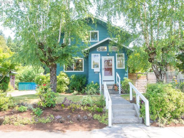 7528 N Dwight Ave, Portland, OR 97203 (MLS #18201987) :: Team Zebrowski