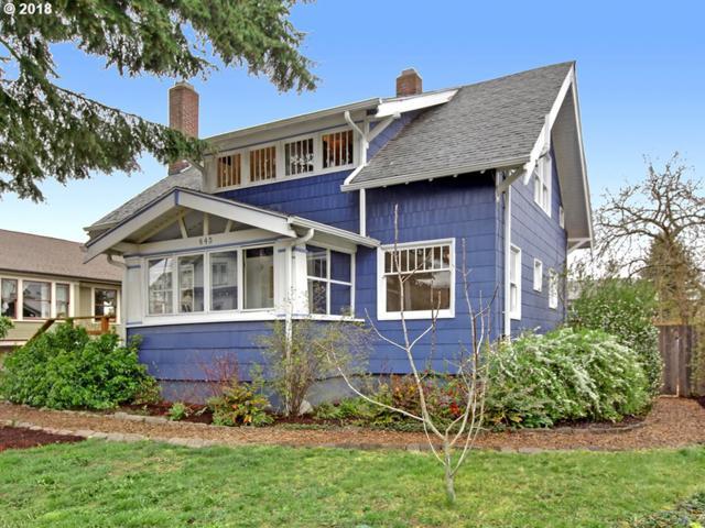 645 N Morgan St, Portland, OR 97217 (MLS #18202207) :: The Dale Chumbley Group