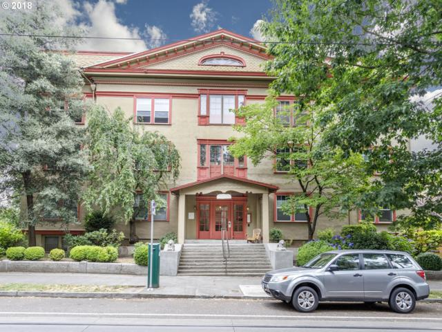 2129 NW Northrup St #11, Portland, OR 97210 (MLS #18202337) :: Team Zebrowski