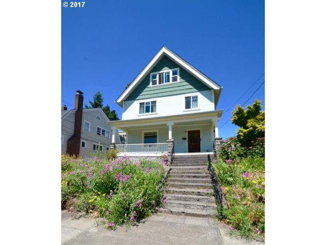 2149 NE Clackamas St, Portland, OR 97232 (MLS #18203159) :: Next Home Realty Connection