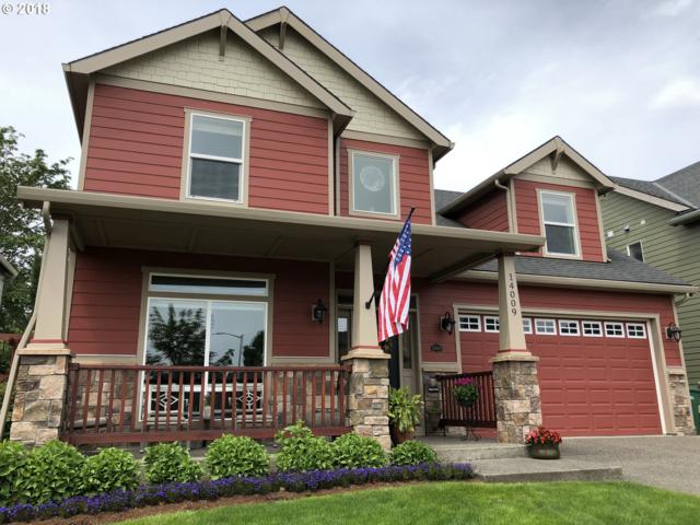 14009 SE Sierra Dr, Clackamas, OR 97015 (MLS #18203493) :: Matin Real Estate